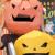 ハロウィンの手作り仮装「巨大かぼちゃマスク」の簡単な作り方!