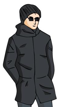冬USJデートの男性向け服装01
