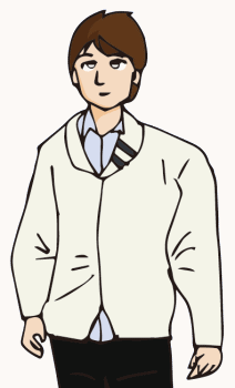クリスマスパーティー服装高校生男子02